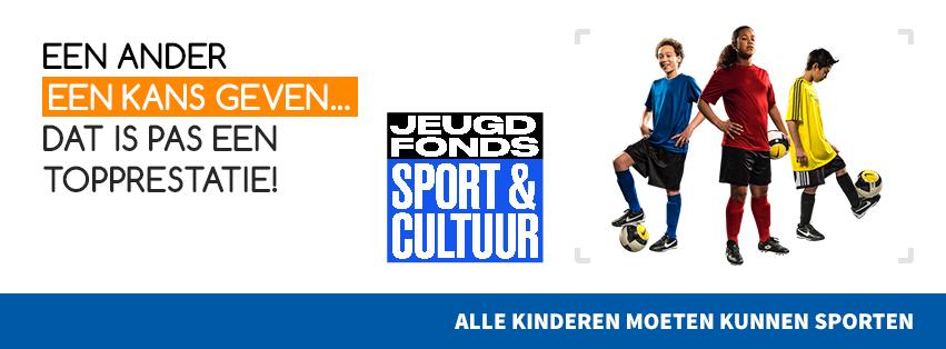 Jeugdsportsfonds Sport en Cultuur